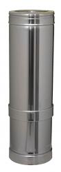 Rúra nastav.530-880mm nerezová izolovaná Dinak DW