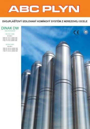 Izolovaný systém Dinak DW