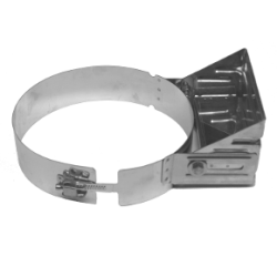 Stenový držiak 70-120mm nast.-plochý nerezový Dinak DW