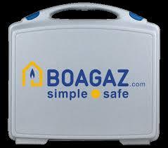 Kufor Boagaz montážny