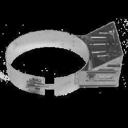 Stenový držiak 70-120mm nastaviteľný, nerezový Dinak DW