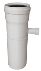 Zachytávač kondenzátu plast. DN200