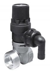Poistný ventil-voda 034 DN15
