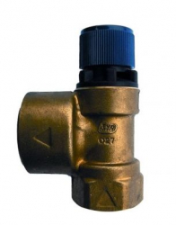 Poistný ventil 3/4 - 8bar