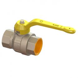 Guľový ventil plyn páka FF