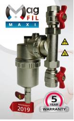 """Magnetický filter Magfil MAXI 360° 3/4"""""""