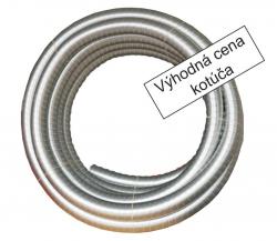 Rúra flexibilná DN130/25m/0,10mm nerez