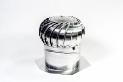 ROTO-ventilačná turbína