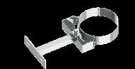 Stenový držiak nastav.150-250